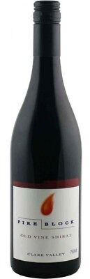 Fire Block `Old Vine` Shiraz 2013 (12 x 750mL),