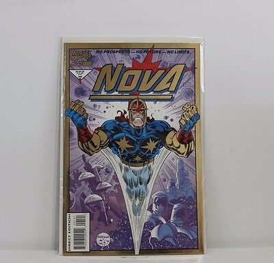 Marvel   Comic Group - Nova #1       1994 Jan    Mint