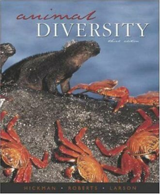 Animal Diversity by Larson, Allan Paperback Book The Fast Free Shipping