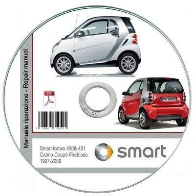 smart fortwo type 451 2007 to 2014 workshop service and repair rh picclick co uk Smart Fortwo 2018 Smart Fortwo 2018