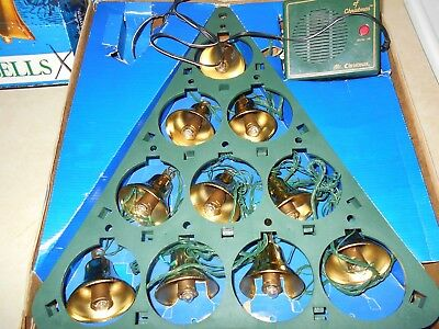 Bell Of Christmas 10Light Bells Musical Bells Plays 15 Songs Carols And They Wor