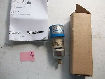 New In Box Balston Compressed Pneumatic Filter A914P-Dx (211-1)