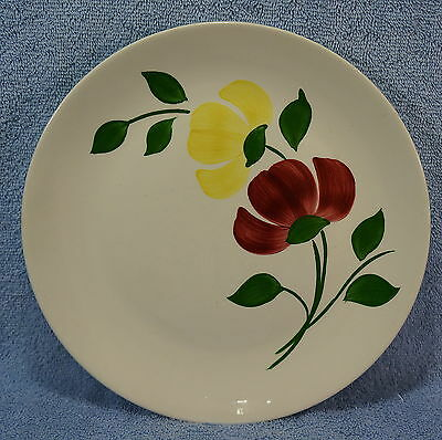 "Blue Ridge Southern Potteries Dinner Plate-TEM SAMPLE and Un-Named 9 5/8"" (#2)"