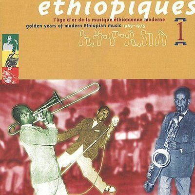 Ethiopiques, Vol. 1: Golden Years of Modern Music by Various Artists (CD,...