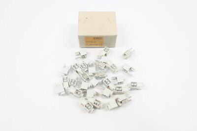 Box Of 30 New Pe AS/25-GN ISO 201 01 03 Terminals