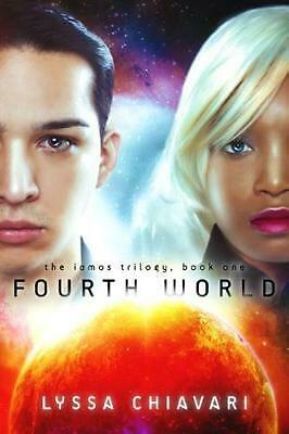 Fourth World by Lyssa Chiavari (English) Hardcover Book Free Shipping!