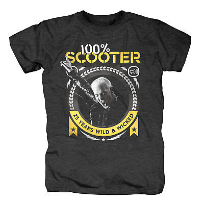 SCOOTER - Best Of Album Cover T-Shirt