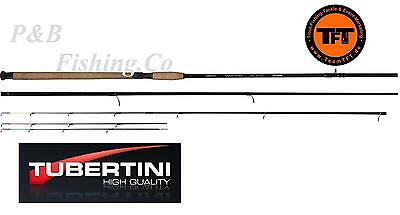 TUBERTINI STEEL TROUT 3,00m 8-25g Matchrute TOP Forellenrute (Michael Kahlstadt)