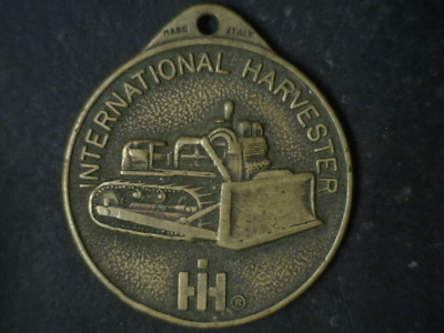 International Harvester 1910-1960 Tractor works Fifty Year 50 Medal