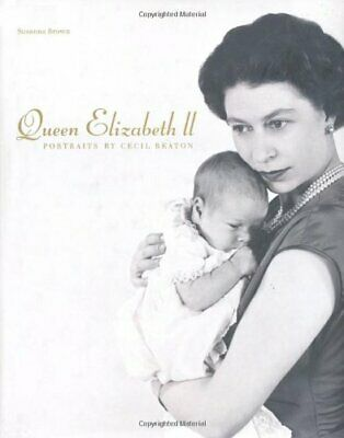Queen Elizabeth II: Portraits by Cecil Beaton by Susanna Brown Book The Fast