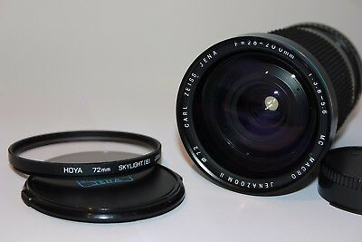 Carl Zeiss Canon Fd 28-200mm Wide Angle Telephoto Lens with Macro Fit AE1 AV1 A1