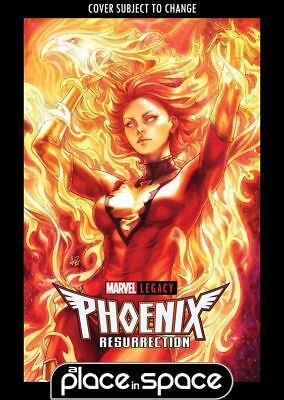 Phoenix Resurrection: The Return Of Jean Grey #1E - Artgerm Variant (Wk52)