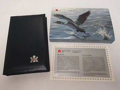 1997 Canada Specimen Coin Set Royal Canadian Mint With Flying Loon Dollar
