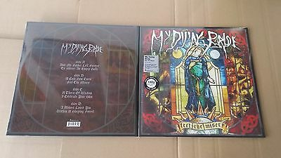 My Dying Bride – Feel The Misery - 2-LP 2015 ss