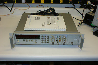 HP / AGILENT 5334B Universal Counter. OPT: High Stability Oven. 1.3 GHZ Coverage