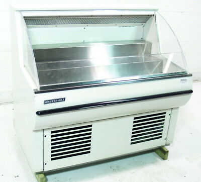 Used Master-Bilt QMPM-48 48in Display Refrigerated Merchandising Case