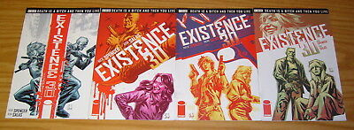 Existence 3.0 #1-4 VF/NM complete series NICK SPENCER image comics 2009 set 2 3