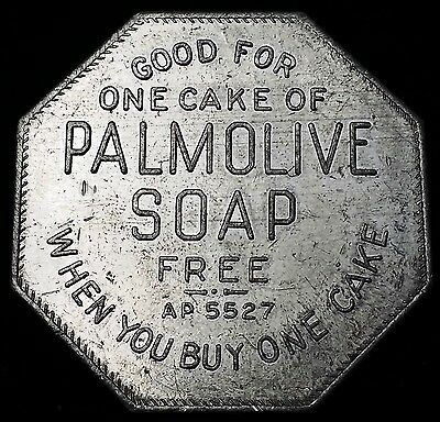 Vintage Palmolive Soap Token - Good For One Cake Buy One Get One Free in Canada