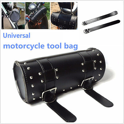 New Portable Motorcycle Bag Outdoor Tool Saddle Bag Tool Bag Roll Handlebar Bag