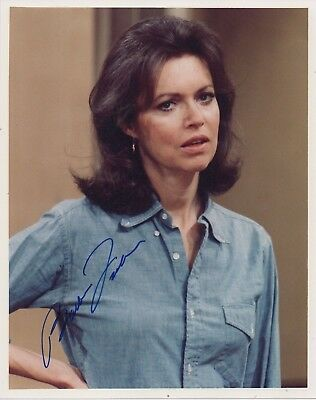 barbara feldon get smart hand signed autographed 8x10
