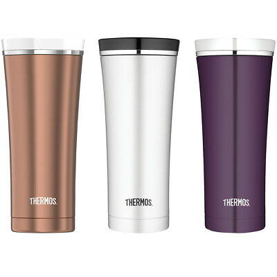 Thermos 16 oz. Sipp Vacuum Insulated Stainless Steel Travel Tumbler
