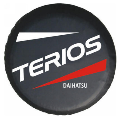 "For Terios DAIHATSU Spare Wheel Tire Cover Fit Size 27"" 28"" 29"" inches"