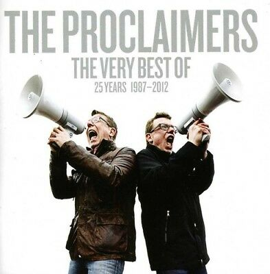 The Proclaimers - Very Best of [New CD] Hong Kong - Import