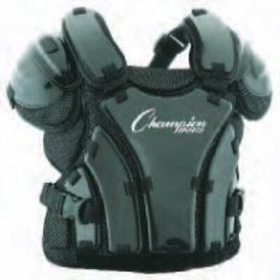 Champion Sports Armor Style Chest Protector P235 Chest Guard NEW