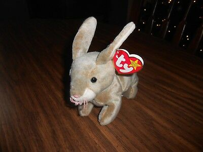 Ty Beanie Baby Nibbly - MCMT