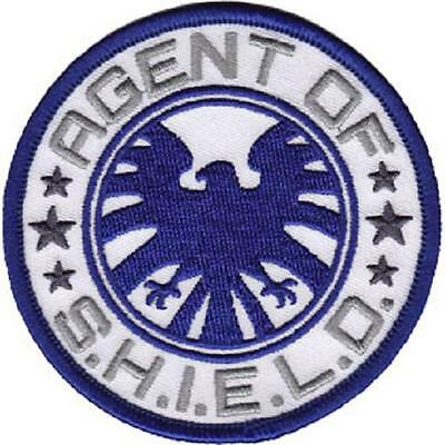 Marvel Heroes Embroidered Patch: Agent of S.H.I.E.L.D. (SHIELD) - New