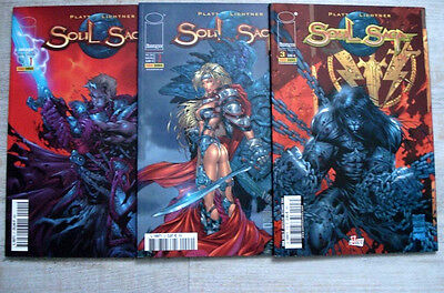 Soul Saga 6 Stephen Platt French Exclusive Never Published In The Us + 1 2 3 4 5