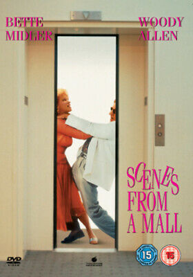 Scenes from a Mall DVD (2005) Bette Midler, Mazursky (DIR) cert 15 Amazing Value