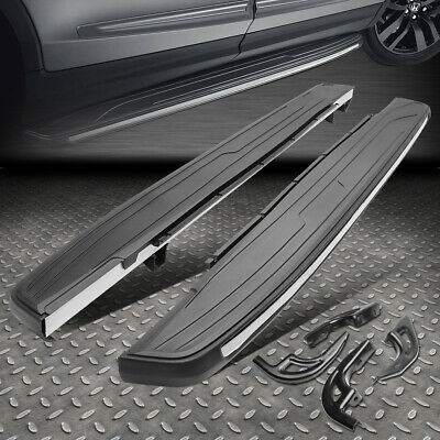 For 2016 2017 Honda Pilot Van 5 Matte Black Running Board S Step Nerf