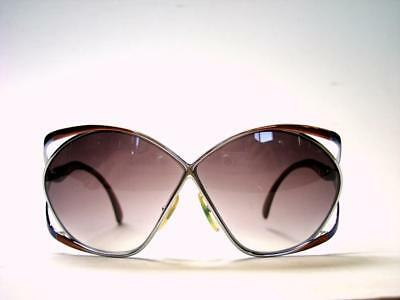 Fabulous Pair of Vintage Christian Dior Optyl Over Sized Designer Glasses