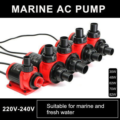 220V Jebao Jecod Submersible Water Pump Aquarium Variable Flow Fish Pond Tank