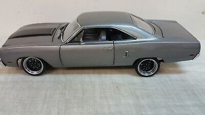 Gmp 1:18 1970 Plymouth Road Runner Fast And Furious - The Hammer - Case New
