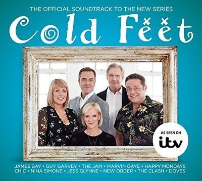The Official Soundtrack To The New Series: Cold Feet, , Good Soundtrack