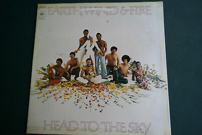 Earth, Wind & Fire, Head to the Sky, CBS, sehr guter Zustand