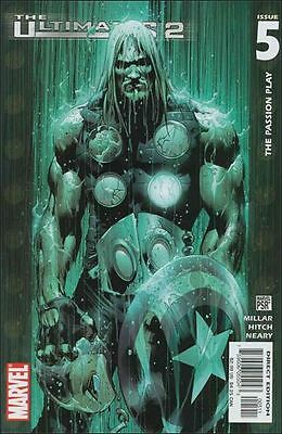 Marvel Comics Ultimates 2 5 NM-/M 2005