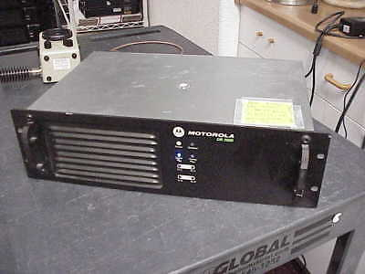 Motorola Dr 3000 Xpr 8400 Repeater 50 Watts 450-512Mhz -Tested-Firmware 2.30