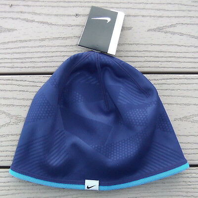 a27f47a4283 NWT NIKE GOLF Therma-Fit Reversible Fleece Lined Mens Beanie Hat-OSFM   28
