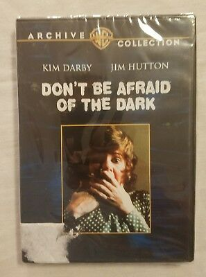 Dont Be Afraid of the Dark (DVD, 2009)NEW SEALED, Rare 1970's TV Movie,OOP