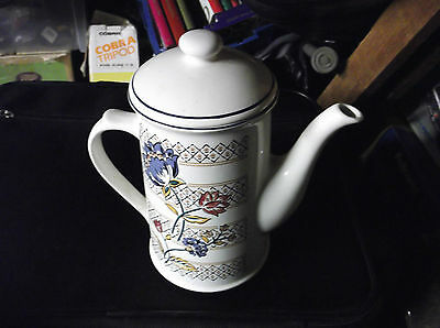 Boots Camargue  Coffee Pot  In Vgc.