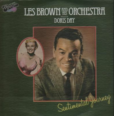 LP Les Brown And His Orchestra Sentimental Journey STILL SEALED NEW OVP