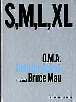 S, M, L, XL (Small, Medium, Large, Extra-Large), Koolhaas, Rem