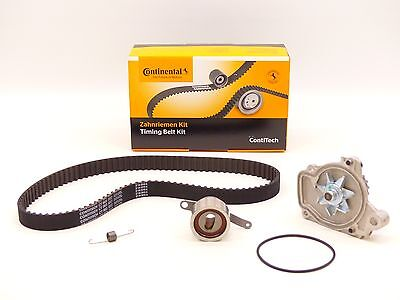 Timing Belt Kit ContiTech CT863K1 Honda Accord Civic HR-V 1.6 16V + Water Pump