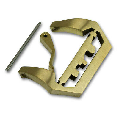 Pre V BRONZE buckle for watch Pam submarine style replacement sub 20mm - 26mm