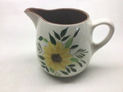 Vintage Stangl Country Garden 64 Ounce Pitcher
