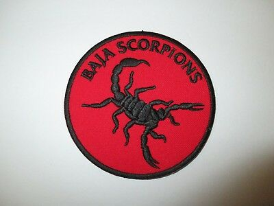 b8576 US Air Force Groom Black Ops Baja Scorpions F117A IR24F