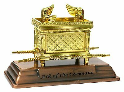"The Ark of the Covenant Gold Plated Table Top Mini - 2"" X 1.50"" X 1.10"""